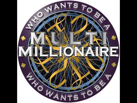 Who Wants To Be A Multi-Millionaire? TRN Season 4 Episode 11 Season Finale