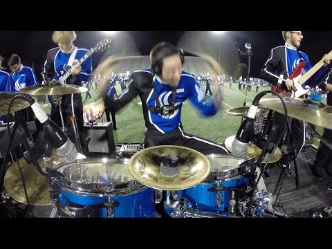 Phantom / Wicked / Piano Man / Empire State of Mind - GSU Marching Band LIVE!