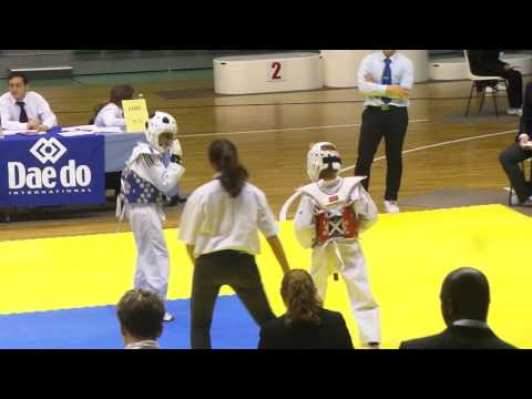 Open international toulouse taekwondo 2016 -finale 3R