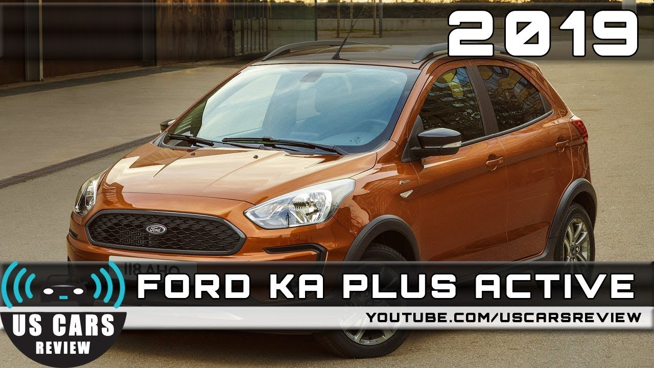 2019 ford ka plus active review youtube. Black Bedroom Furniture Sets. Home Design Ideas