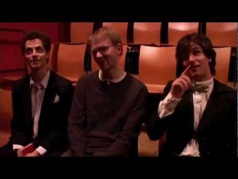 Divadlo Na Hraně - Mesiáš - rozhovor (2010)