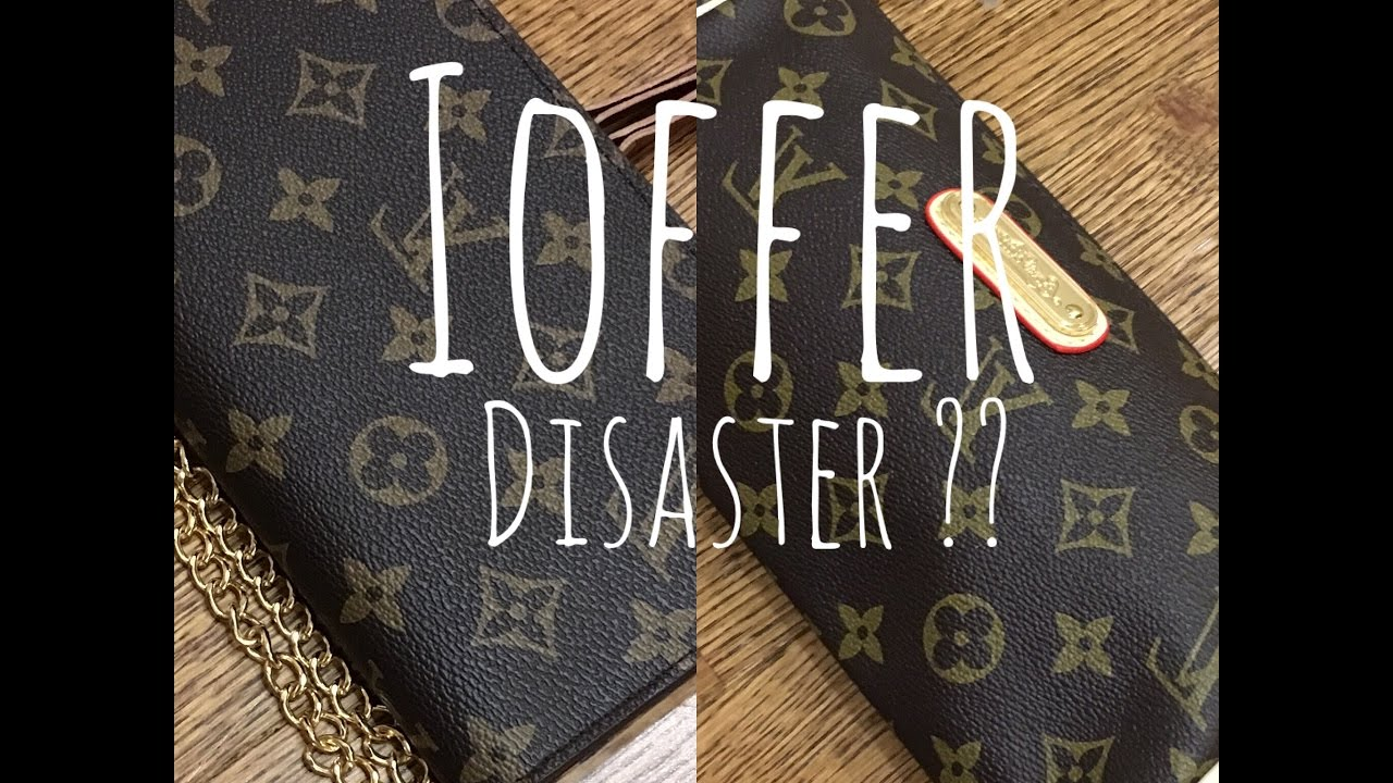 637e831f9411 IOFFER UNBOXING DISASTER + MINI HAUL !! LOUIS VUITTON BAGS    - YouTube