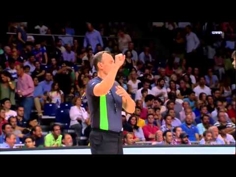 FIBA 2014 World Cup 2014 Final USA vs Serbia HD