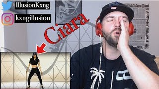SHE CAN DO IT HOWEVER YOU WANT!! Ciara Ft. Ludacris - Ride | REACTION