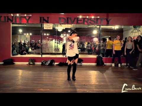 Ginza J Balvin choreography