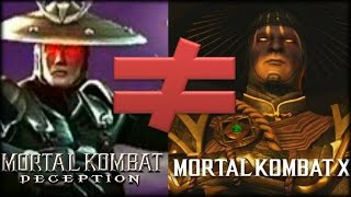 5 Biggest Differences Between The Mortal Kombat Timelines