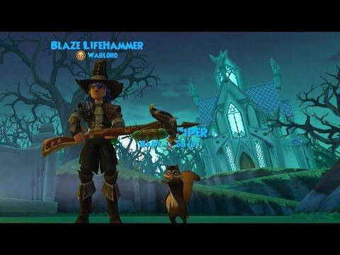 Wizard101: NEW Witch Hunter's Bundle!