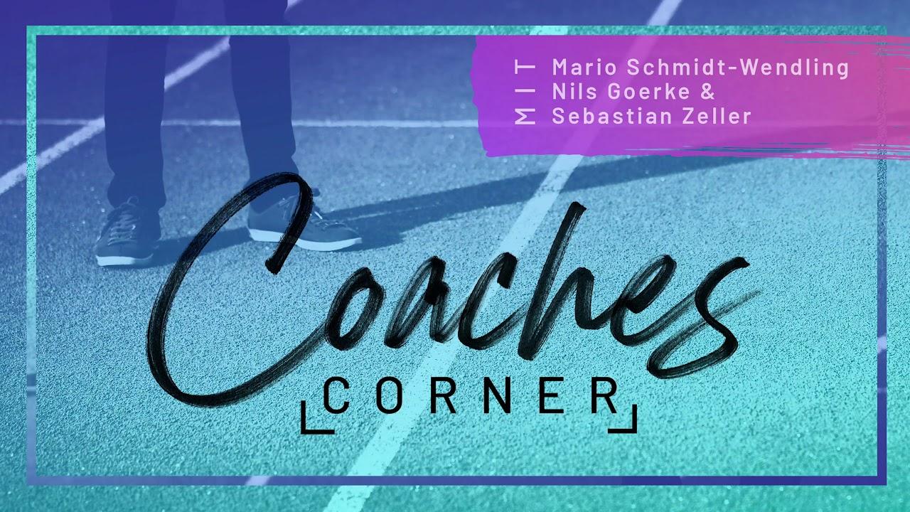 Podcast Coaches Corner - Session 3: Julia Seibt und die drei von der Trainertanke