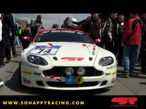 24 Hours Nürburgring Nordschleife 2010 Race Report