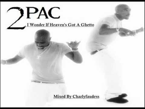 2pac - I Wonder If Heaven Got A Ghetto (mix funk 2013)