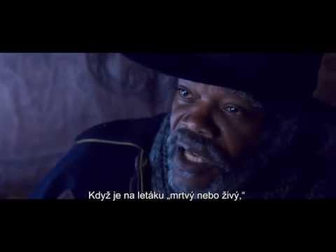 Osm Hrozných (Hateful Eight) - 1.český trailer