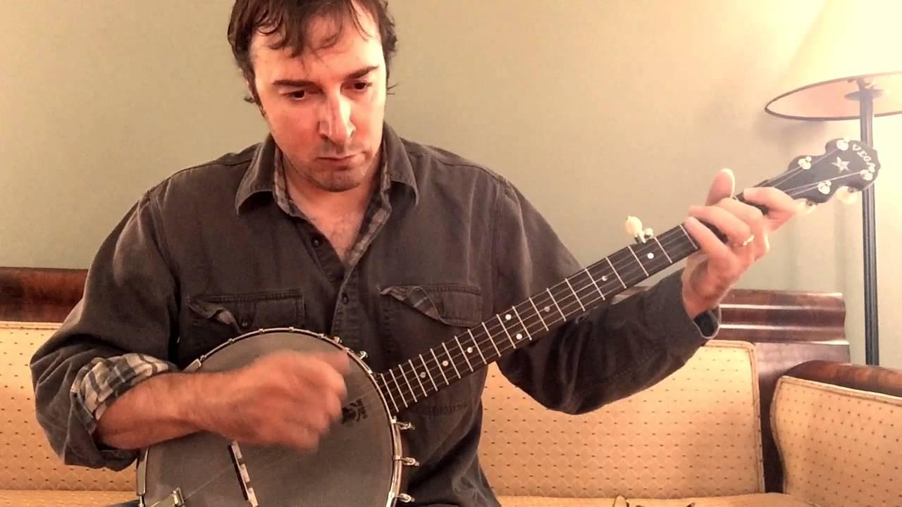 Vega Little Wonder Banjo with 12 Inch Rim - Runnin From the Po Po