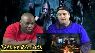 Вий 3D (Viy) Трейлер Reaction