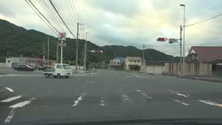 山口県道30号小野田美東線:道の駅みとう~大田IC交点[美祢市]