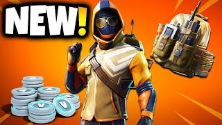 'NEW' SUMMIT STRIKER STARTER PACK #4 WITH UNRELEASED EMOTES FORTNITE BATTLE ROYALE