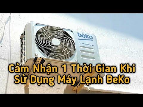 test độ ồn của máy lạnh beko và cảm nhận sau một thời gian sử dụng | Hồ Thanh Vlogs