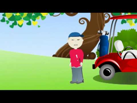 Golf Birthday Ecard YouTube