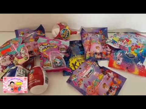 Pikmi pops FAKE! Shopkins World vacación, my little pony, monster KIDS,baby secreta y mucho más!!