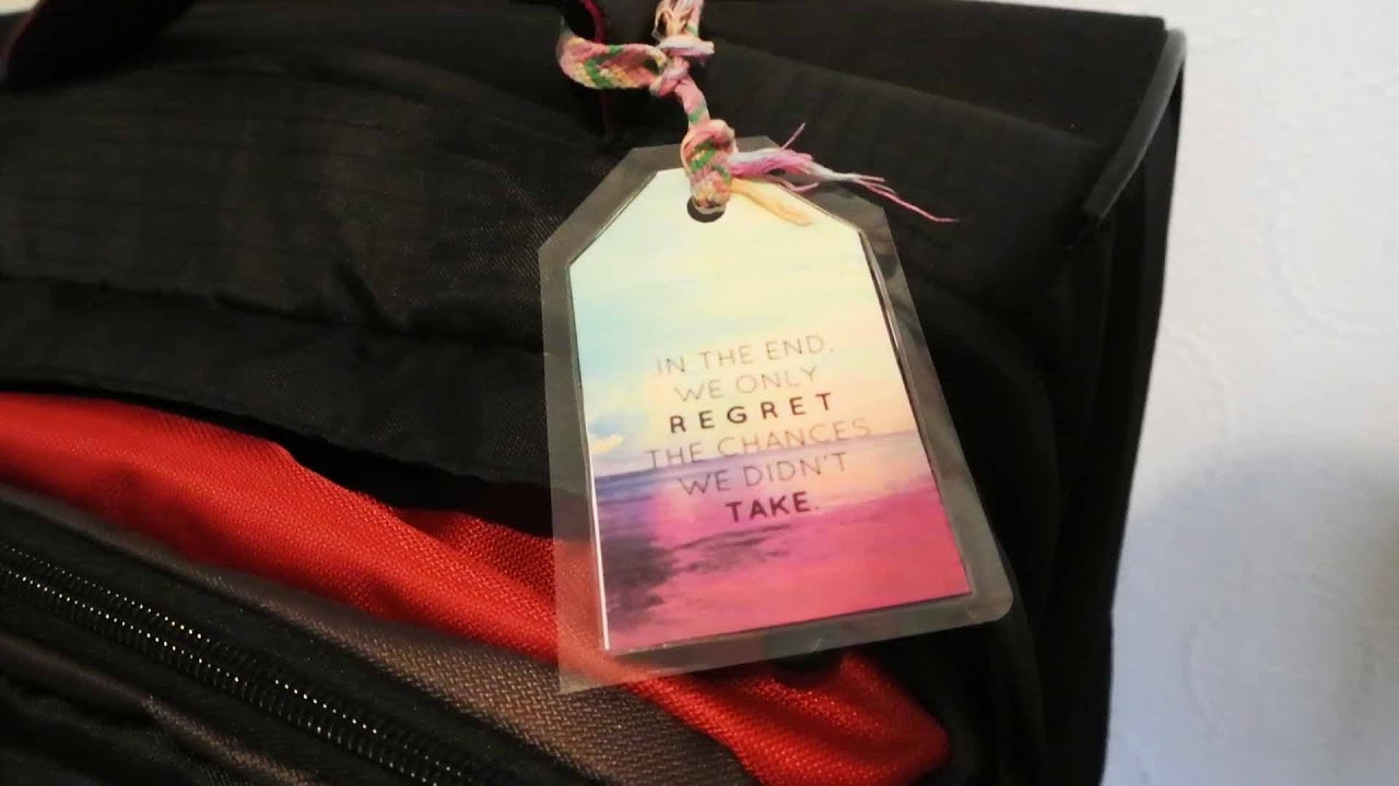 To Do Tag: Luggage Tag