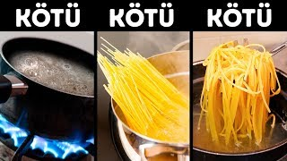 Yemeklerinizi Kurtaracak 12 Pratik Mutfak Bilgisi