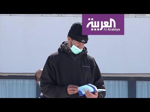 صباح العربية | مبادرة جزائرية لتوزيع الكتب على المتواجدين في الحجر الصحي