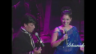 Best comedy of Umer Sharif from Miami (part 1) Dhanak tv USA)