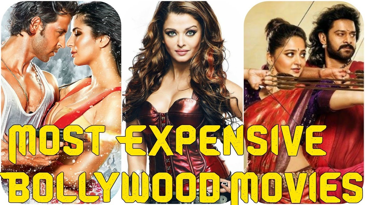 Most expensive indian movie