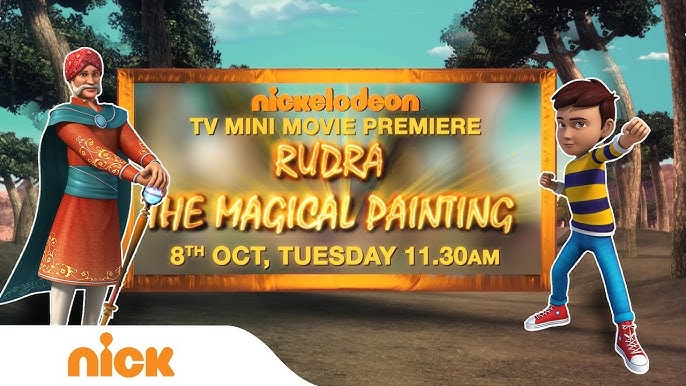Rudra | Magical Painting | Nick India - YouTube