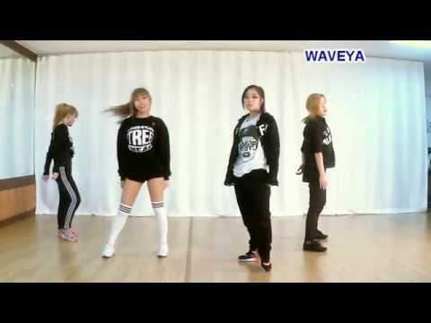 Waveya GOT7_ Girls Girls Girls dance practice 웨이브야 ver.