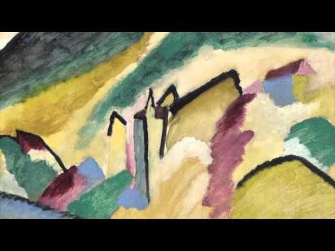 Video: Wassily Kandinsky's Herbstlandschaft