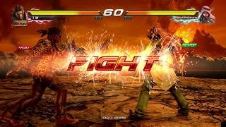TEKKEN 7 Arcade Mode Best Fights
