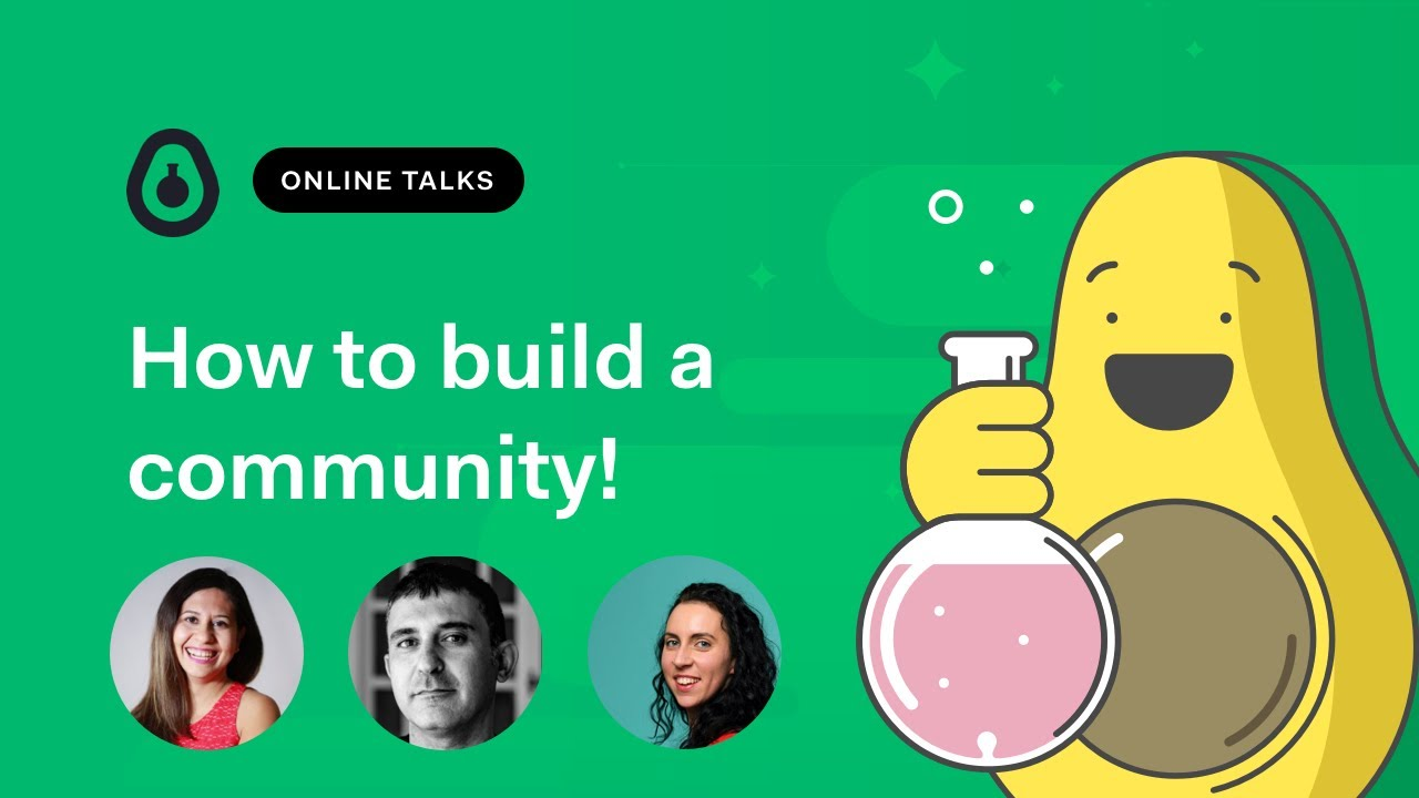 How to build a community with Sherry List and Andres Leonardo Martínez Ortiz