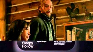 Sleepy Hollow 1x10 Promo 'The Golem' (HD)