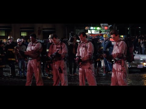 GhostBusters II Trailer