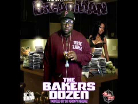 Offical Bread Man - Bakers Dozen