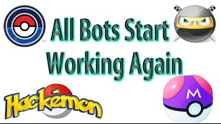 Pokemon GO Bot Working WIth Buddy System New Update