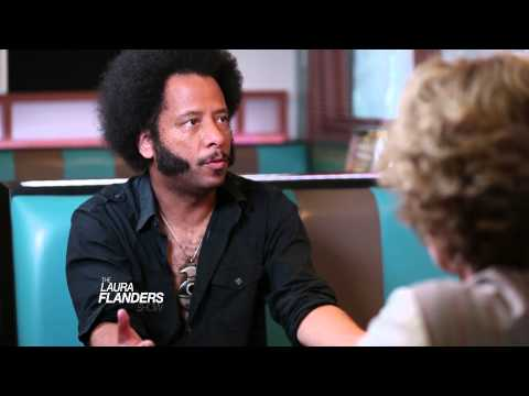 The Laura Flanders Show - Peter Frase and Boots Riley on The Future of Social Change