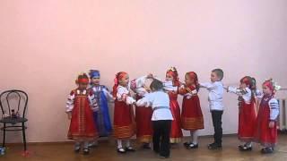 """Фольклорная студия """"Зарянка"""" ДК Родина г.Химки"""