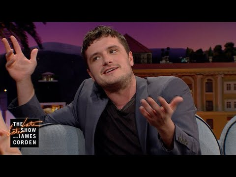 Josh Hutcherson Drops Veganism for Thanksgiving