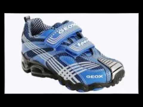 Geox Kids Shoes - YouTube