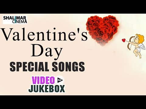 ♥♥♥ Valentine's Day Special Love Songs ♥♥♥ Collection | 2018 Lover's Day Special | Shalimarcinema