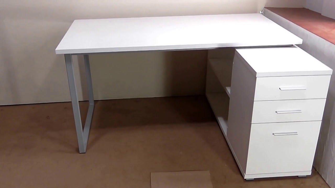 угловой компьютерный стол угловой фото