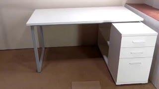видео компьютерный стол угловой купить
