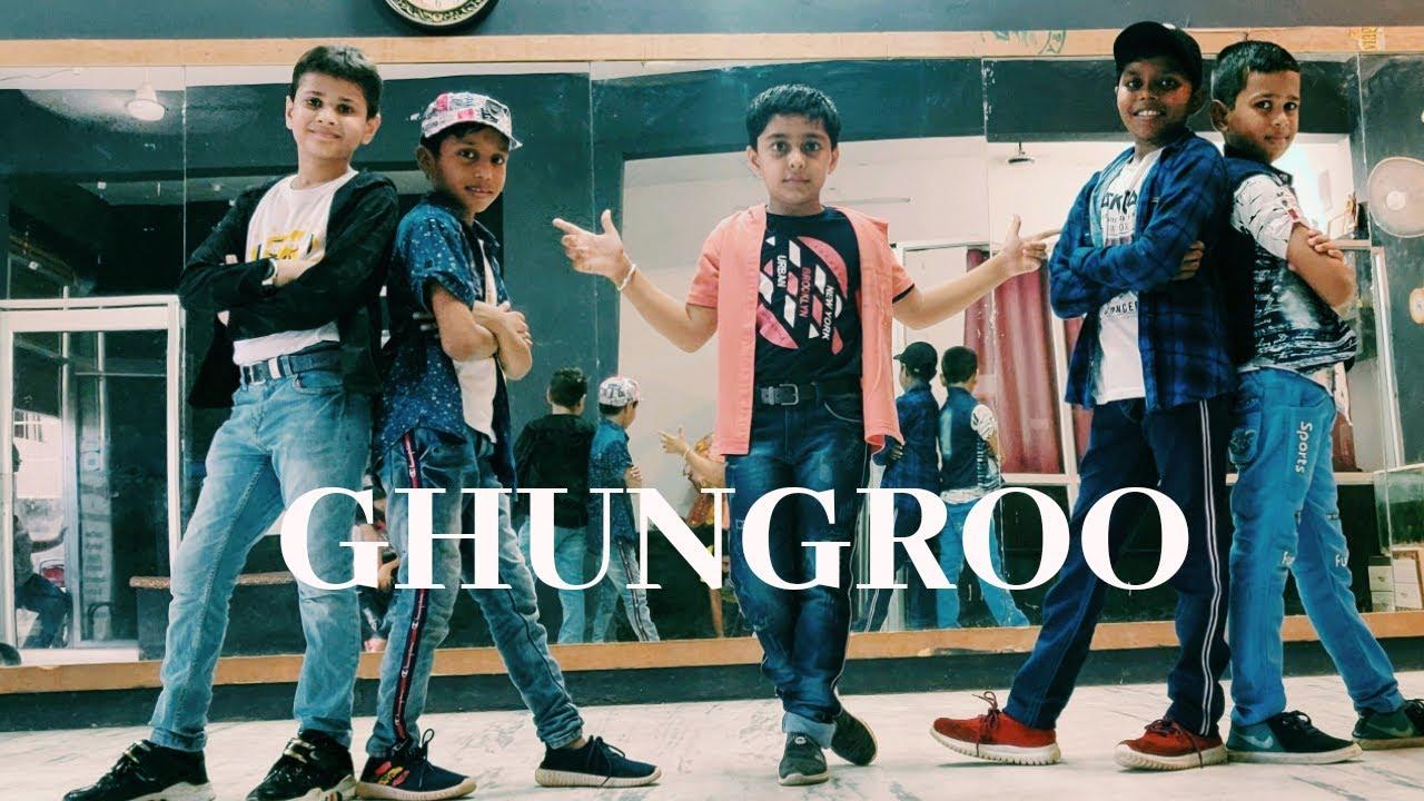 Ghungroo !! War !! Arijit Singh, Shilpa Rao !!Choreograph by RD Chauhan