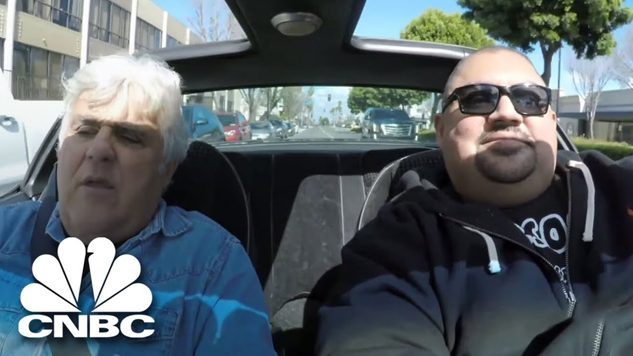 Jay Leno Chops It Up With Fluffy Jay Leno S Garage Cnbc Prime