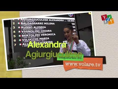 Ad Alexandra Agiurgiuculese piace VOLARE... e a te?