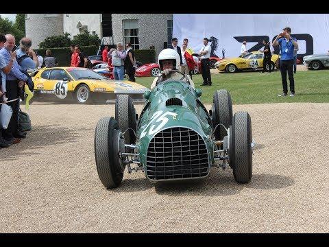 『The Sound Of Legendary Ferrari』Ferrari 125/166