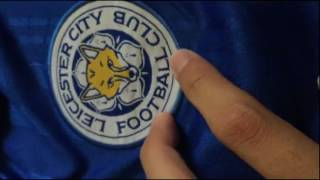 ELMONTYOUTHSOCCER.COM - LEICESTER 16/17 HOME JERSEY - UNBOXING VERY GOOD REVIEW!!