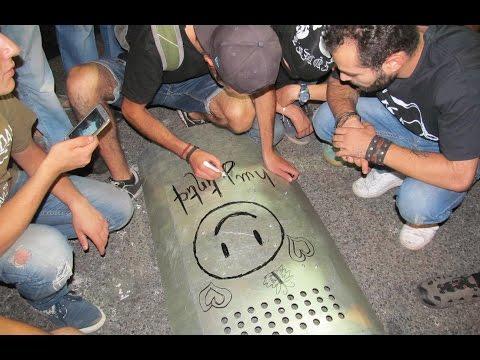 Взрывы и слезоточивый газ на улицах Еревана