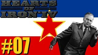 Hearts Of Iron IV: Ashes Of The Past | Taking On The Big Thicc Boi | Part 7